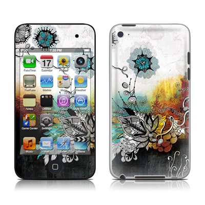 iPod Touch 4G Skin - Frozen Dreams