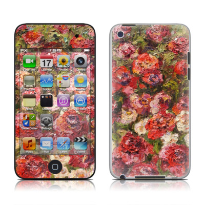 iPod Touch 4G Skin - Fleurs Sauvages