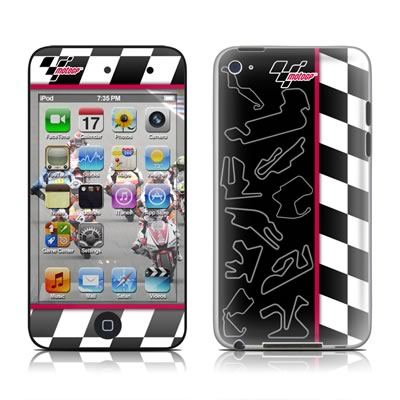 iPod Touch 4G Skin - Finish Line Group