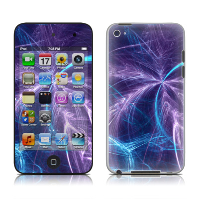 iPod Touch 4G Skin - Flux