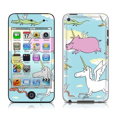 iPod Touch 4G Skin - Fly