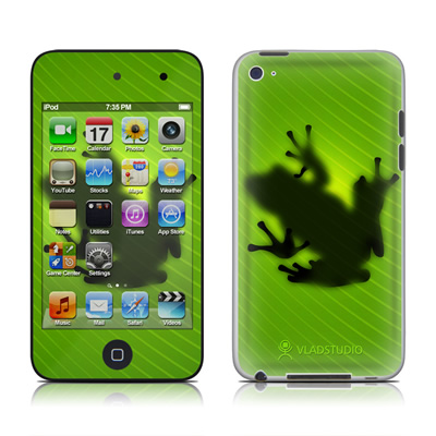 iPod Touch 4G Skin - Frog