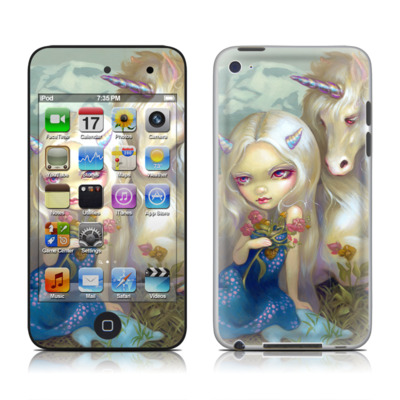 iPod Touch 4G Skin - Fiona Unicorn