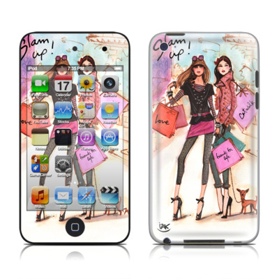 iPod Touch 4G Skin - Gallaria
