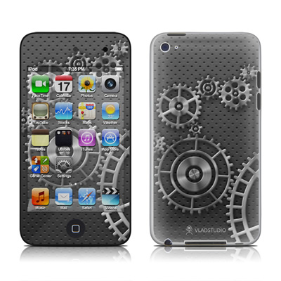 iPod Touch 4G Skin - Gear Wheel