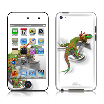 iPod Touch 4G Skin - Gecko
