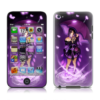 iPod Touch 4G Skin - Gothic