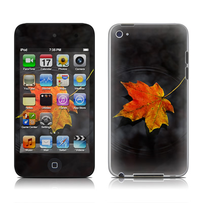 iPod Touch 4G Skin - Haiku