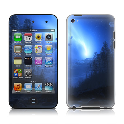 iPod Touch 4G Skin - Harbinger