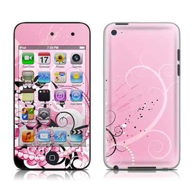 iPod Touch 4G Skin - Her Abstraction