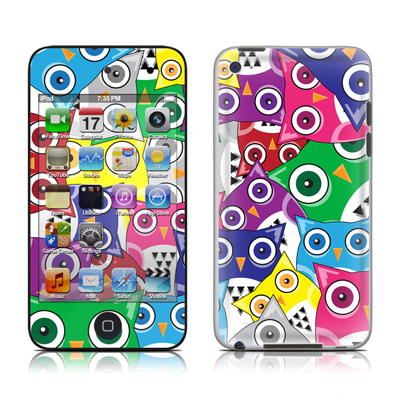 iPod Touch 4G Skin - Hoot