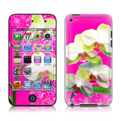 iPod Touch 4G Skin - Hot Pink Pop
