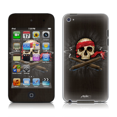 iPod Touch 4G Skin - High Seas Drifter