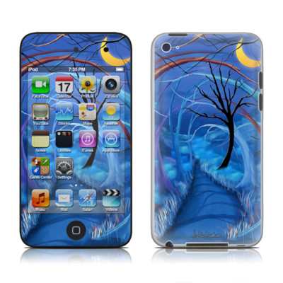 iPod Touch 4G Skin - Ichabods Forest