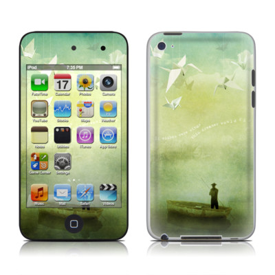 iPod Touch 4G Skin - If Wishes