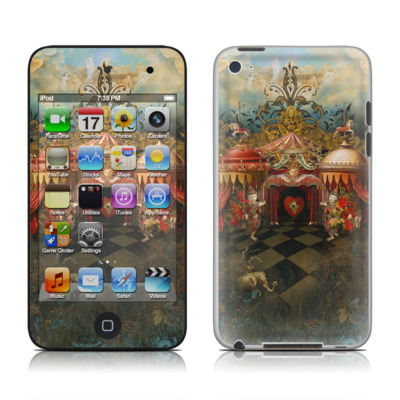 iPod Touch 4G Skin - Imaginarium