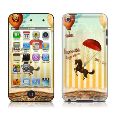 iPod Touch 4G Skin - Impossible