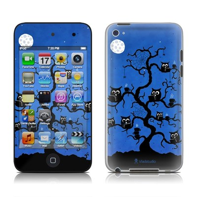 iPod Touch 4G Skin - Internet Cafe