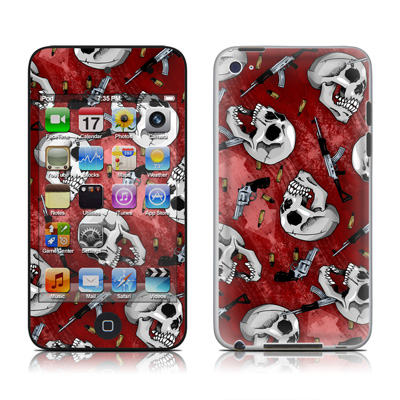 iPod Touch 4G Skin - Issues