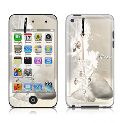 iPod Touch 4G Skin - Katana Gold