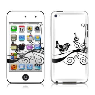 iPod Touch 4G Skin - Little Curly