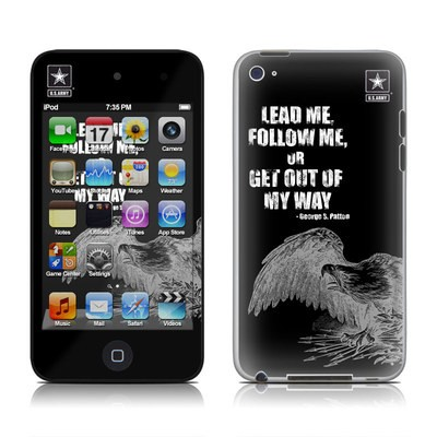 iPod Touch 4G Skin - Lead Me