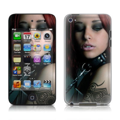 iPod Touch 4G Skin - Leashed