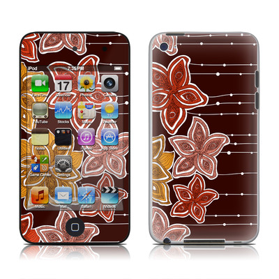 iPod Touch 4G Skin - Lila