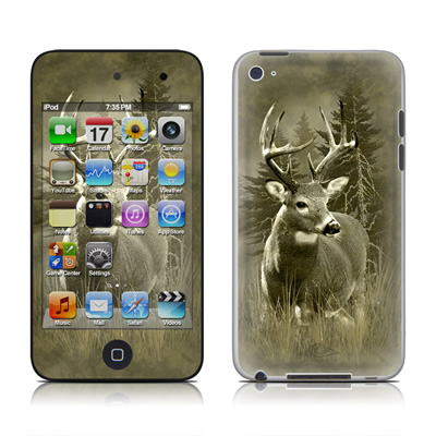 iPod Touch 4G Skin - Lone Buck