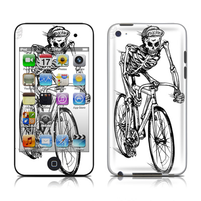 iPod Touch 4G Skin - Lone Rider