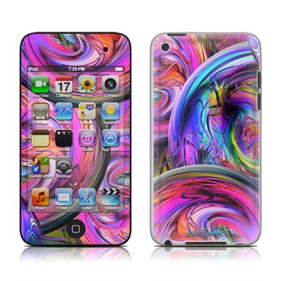 iPod Touch 4G Skin - Marbles
