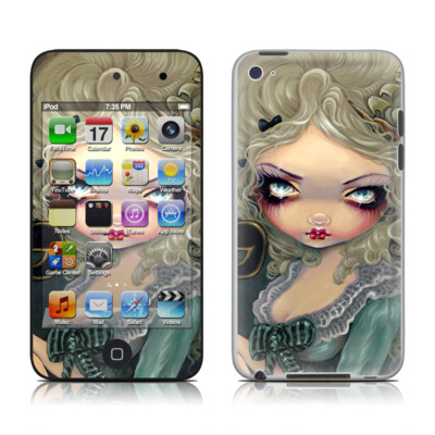 iPod Touch 4G Skin - Marie Masquerade