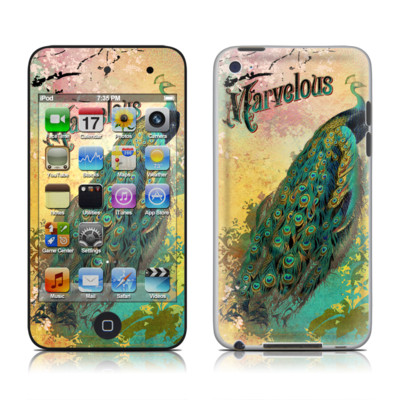 iPod Touch 4G Skin - Marvelous