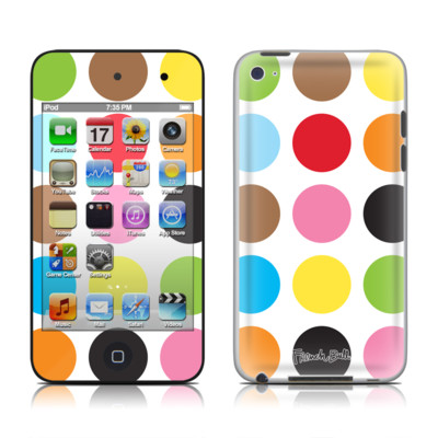 iPod Touch 4G Skin - Multidot
