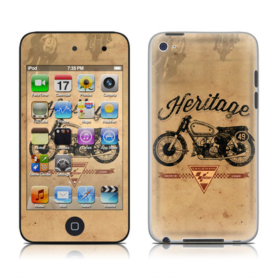 iPod Touch 4G Skin - MotoGP Heritage