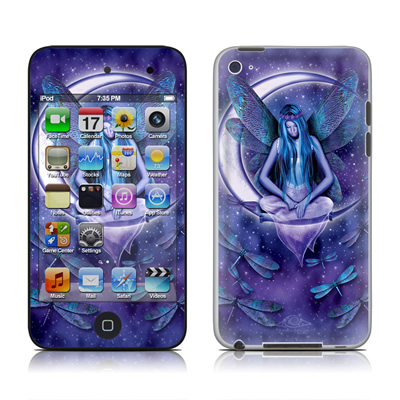 iPod Touch 4G Skin - Moon Fairy