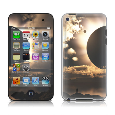 iPod Touch 4G Skin - Moon Shadow
