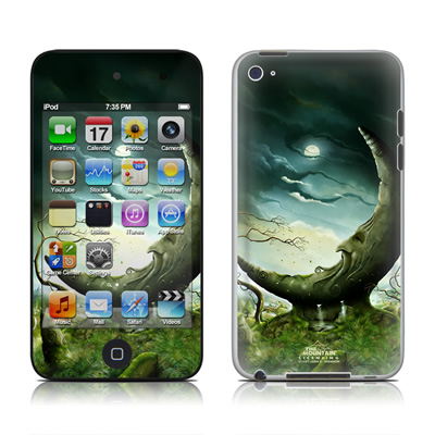 iPod Touch 4G Skin - Moon Stone