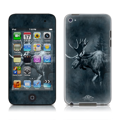iPod Touch 4G Skin - Moose