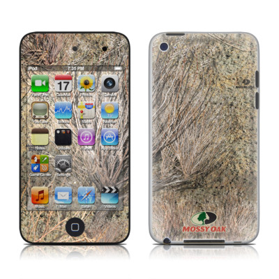 iPod Touch 4G Skin - Brush