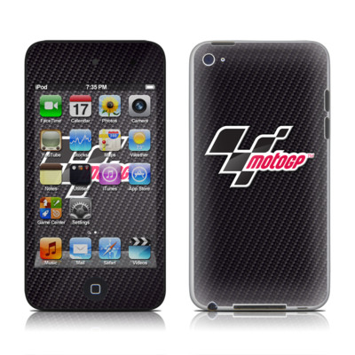 iPod Touch 4G Skin - MotoGP Carbon Logo
