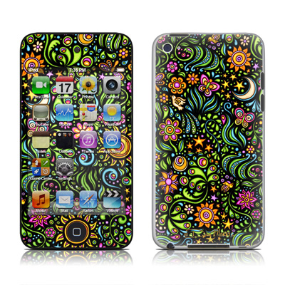 iPod Touch 4G Skin - Nature Ditzy