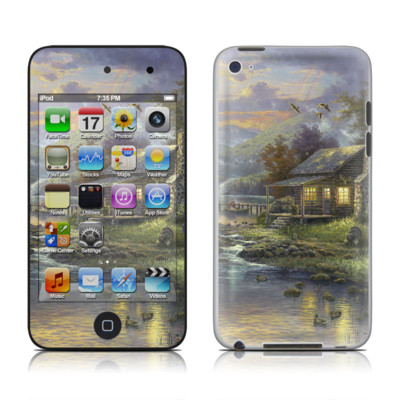 iPod Touch 4G Skin - Natures Paradise