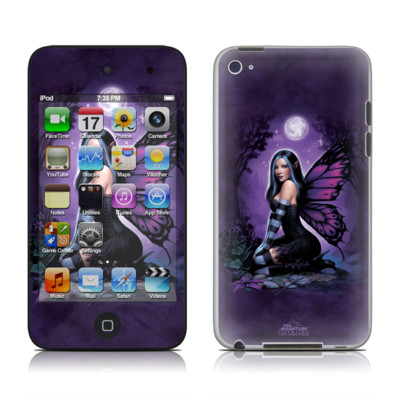 iPod Touch 4G Skin - Night Fairy