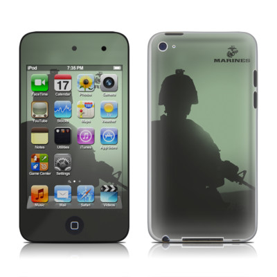 iPod Touch 4G Skin - Night Vision