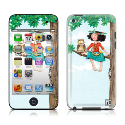 iPod Touch 4G Skin - Never Alone