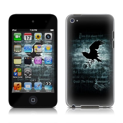 iPod Touch 4G Skin - Nevermore