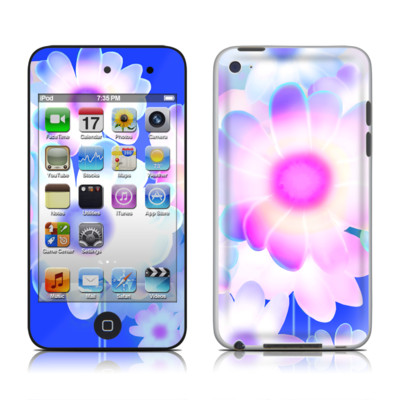 iPod Touch 4G Skin - Oopsy Daisy