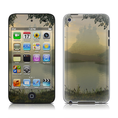 iPod Touch 4G Skin - Once Upon A Time