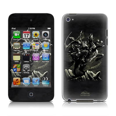 iPod Touch 4G Skin - Pale Horse